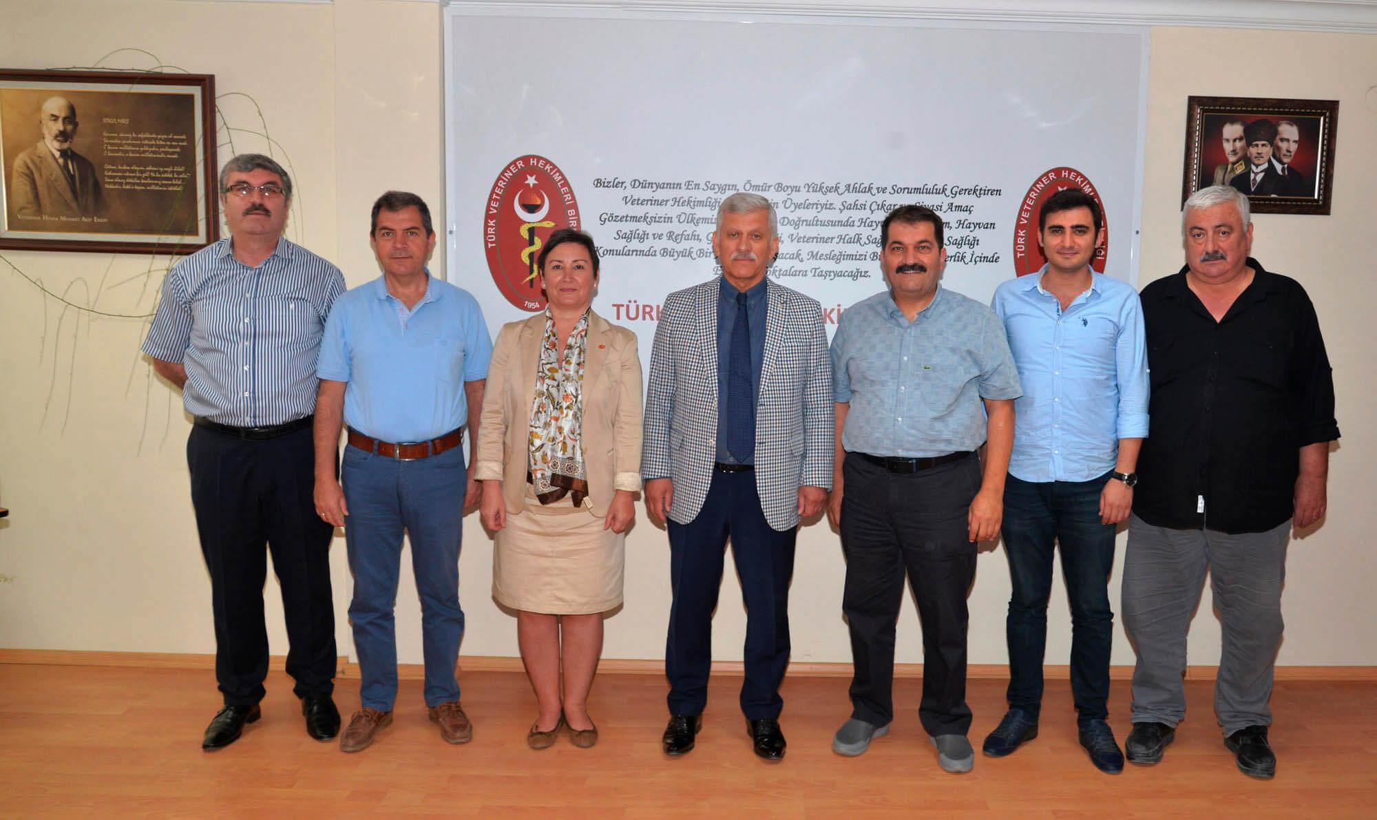 Türk Veteriner Hekimleri Birliği Merkez Konseyi alınan uzmanlık kararından memnun.