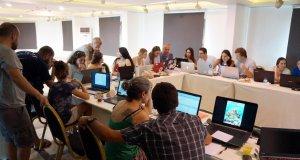 Deniz Memelileri Araştırma Derneği(DEMAD) 'Uluslararası Bilim Çalıştayı' düzenledi.