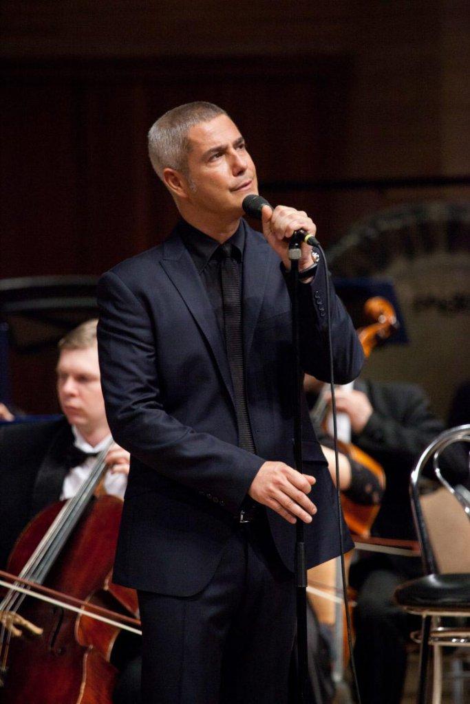 Dünyaca ünlü tenor Alessandro Safina
